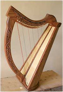 Temple Harp Project