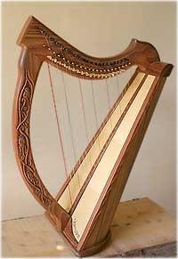 Temple Harp Project