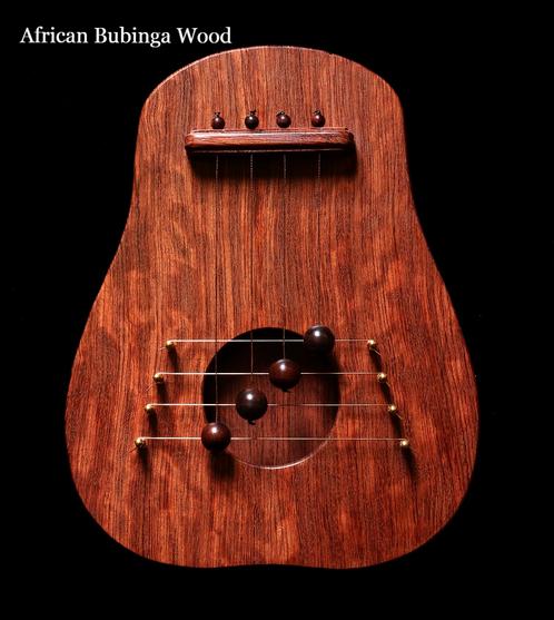 Davita's Harp Overview