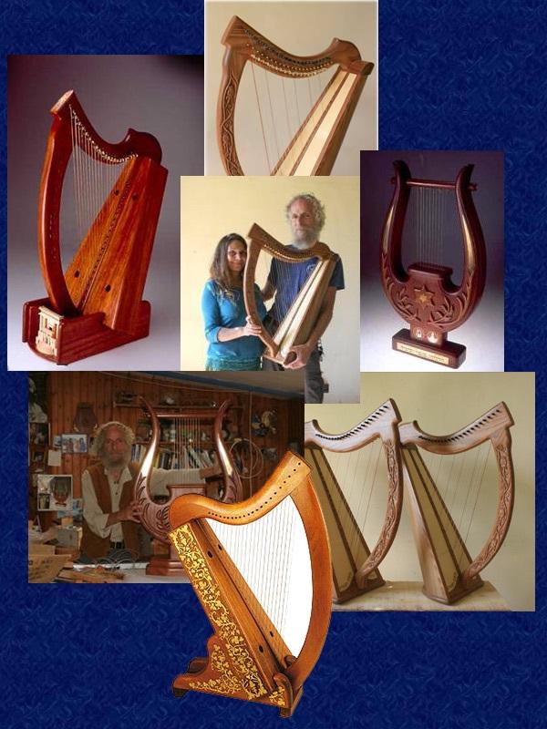 Harp Donations