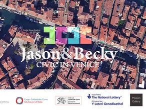 Jason & Becky: CIVIC in Venice