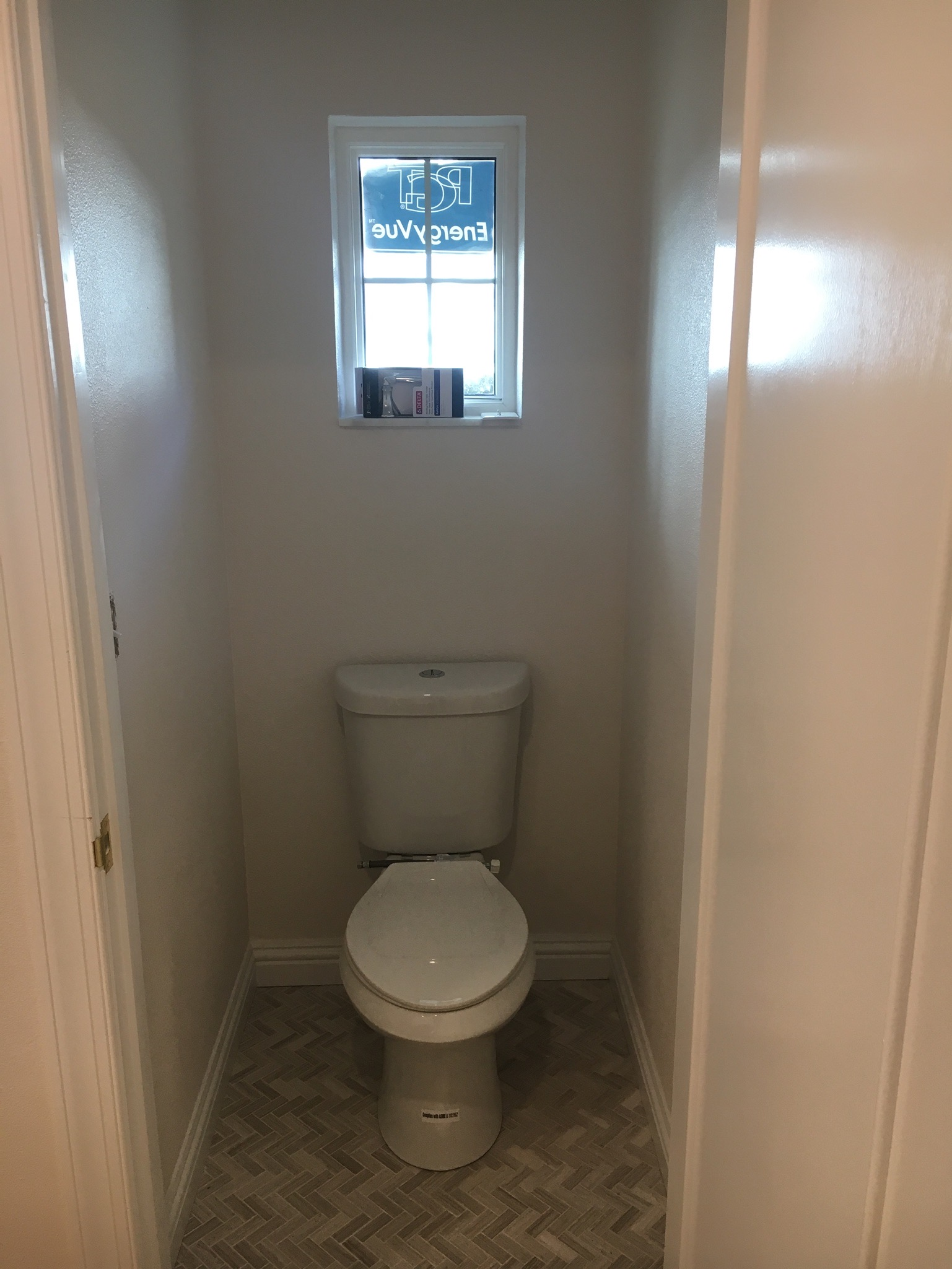 addition toilet area