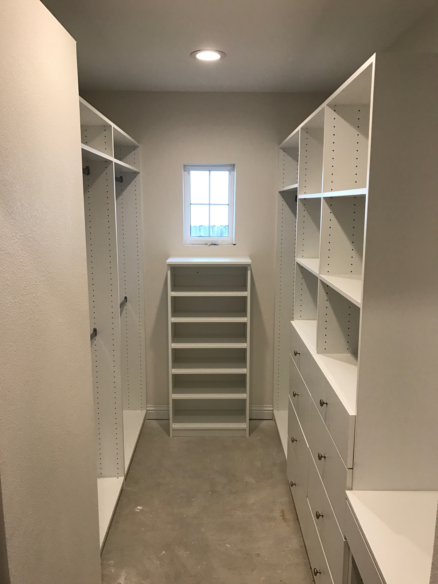 addition closet