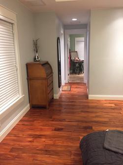 Master Bedroom/Hallway