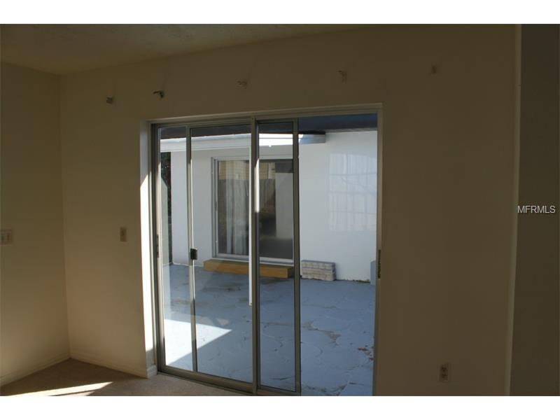 Sliding Door Before