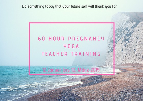 Ausbildung zur Schwangerschaftsyoga- Kursleiteirn