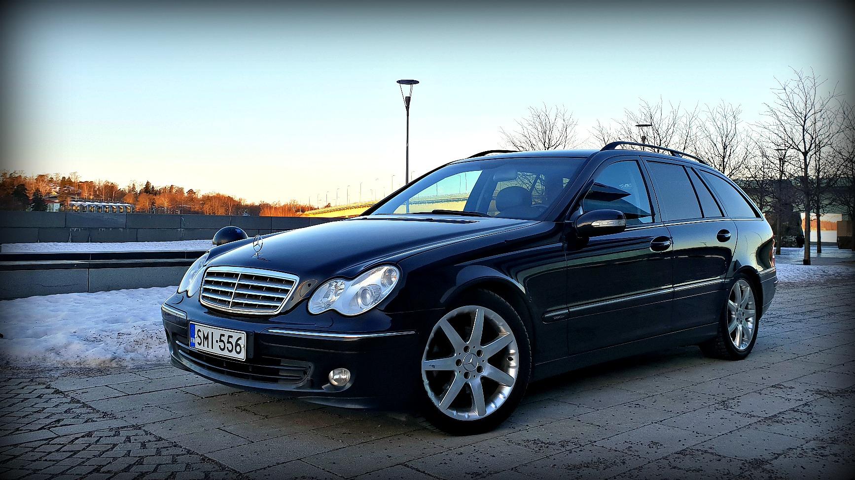 Mercedes-Benc C280T Sport Edition