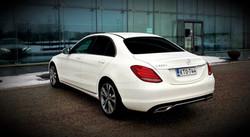Mercedes-Benz C350e