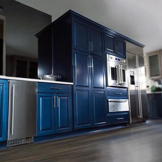 Metallic Paint - Deep Blue