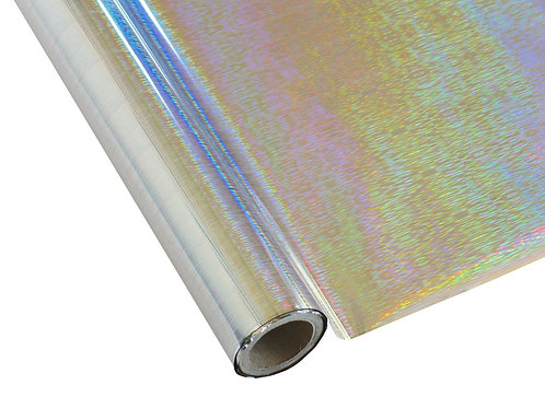Weave Silver Foil