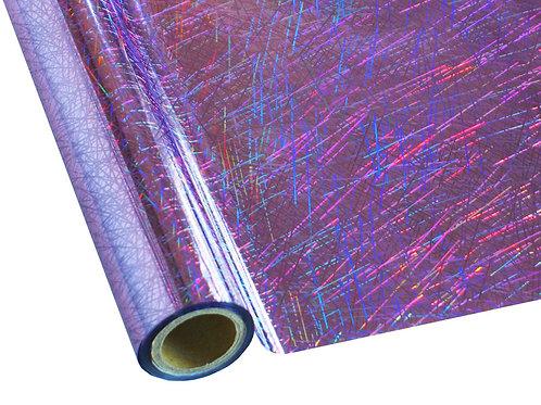 Confetti Purple Foil