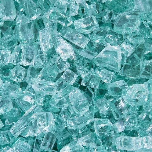 1/4 inch -Green Mint Glass