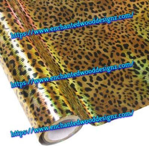 Halo Leopard Foil