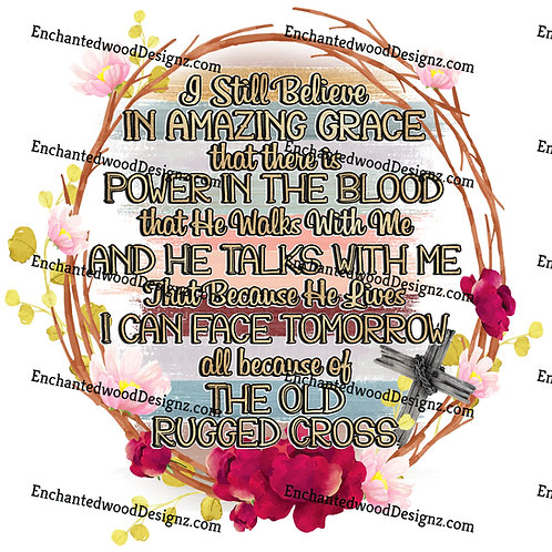 Amazing Grace / Old Rugged Cross