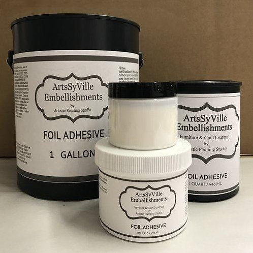 Foil Adhesive- CLEARANCE BLOW OUT SALE