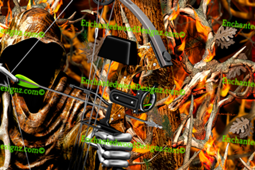 Bow Reaper Obliteration Buck Blaze Camo