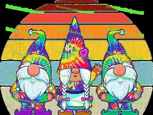 3 Hippie Gnomes 2