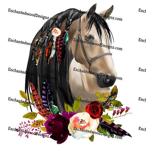 Boho Horse