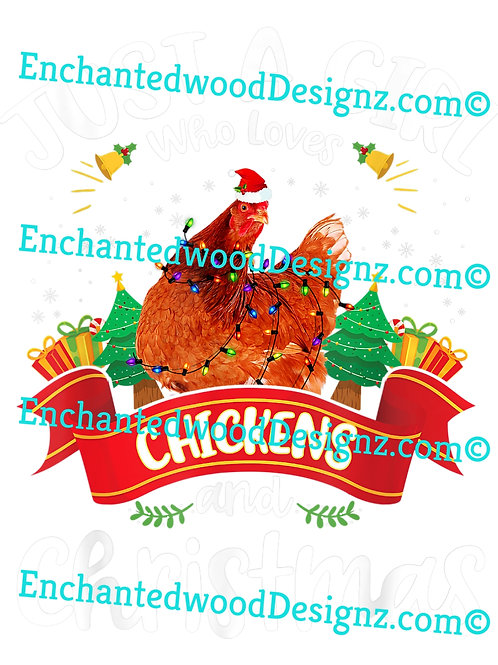 Chickens For Christmas