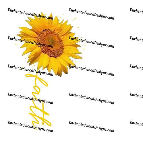 Faith Sunflower