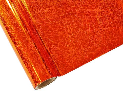 Confetti Orange Foil