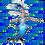 Thumbnail: Mermaid Blue - 5 choices Printed on Clear