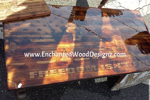 Custom Engraving available-Always available