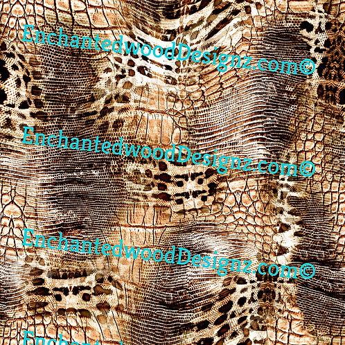 Snake skin Animal Print 5