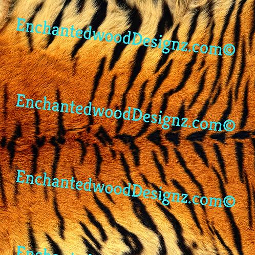 Animal Skin/Fur Tiger
