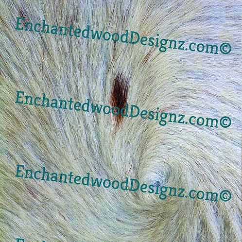 Brown Cowhide 12