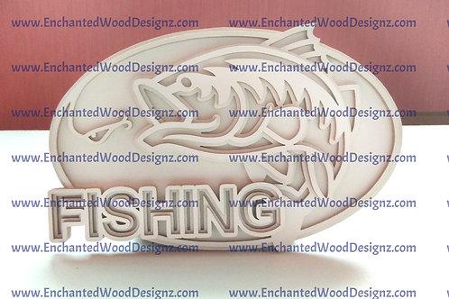 Fishing layered w/Bass