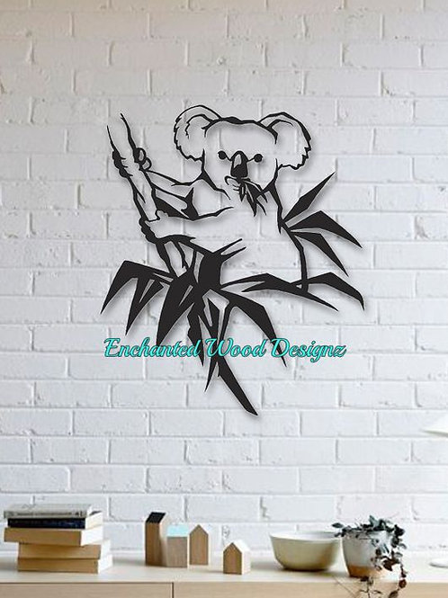 Koala Bear Wall Art