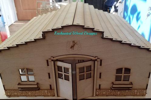 3D Farm/Barn House