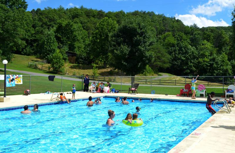The Pool...Enchanted DIY RE-TREAT 2020