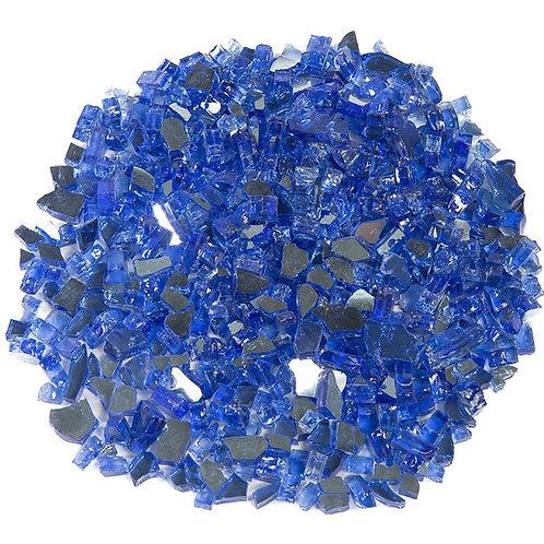 1/4 inch - Reflective Blue-Jay Glass