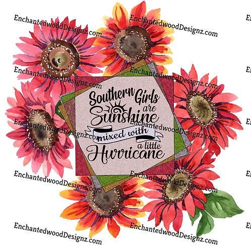 Southern Girls, Sunshine & little hurricane