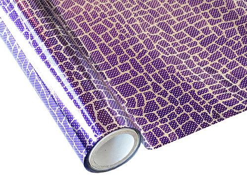 Cobblestone-Purple Foil