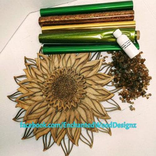 Layered Sunflower 2 options