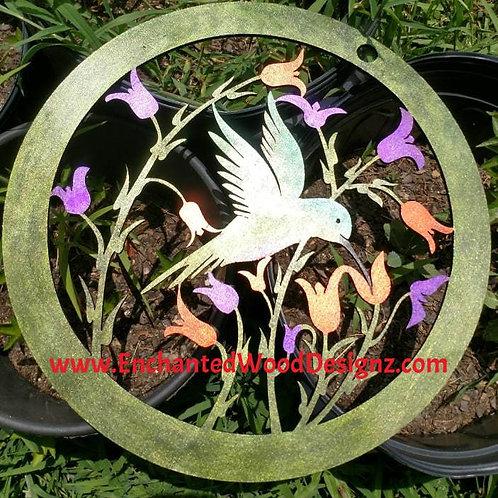 Hummingbird Art-Not out of stock-Custom order