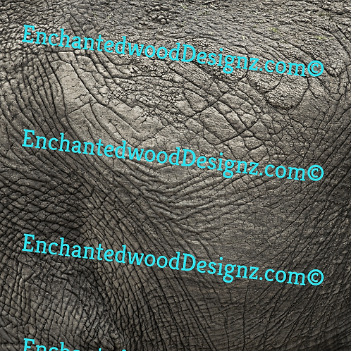 Animal Skin/Fur Elephant