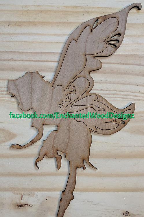 Pixie Fairy Flying