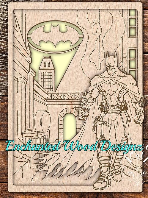 Batman Wall art - Fan art