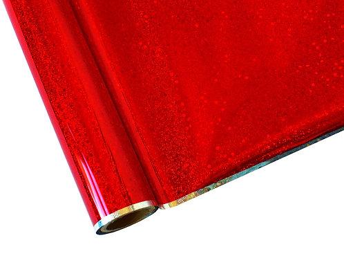 Glitter Red Foil
