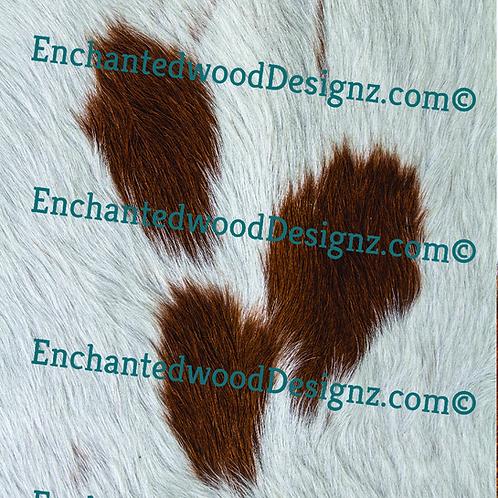 Brown Cowhide 11