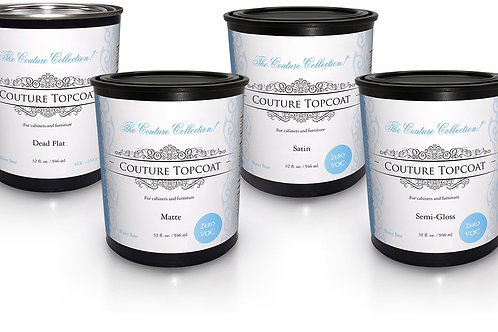 Couture Topcoat Quart