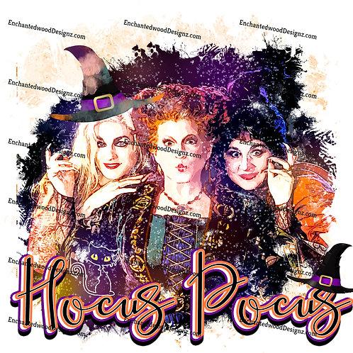 Hocus Pocus girls