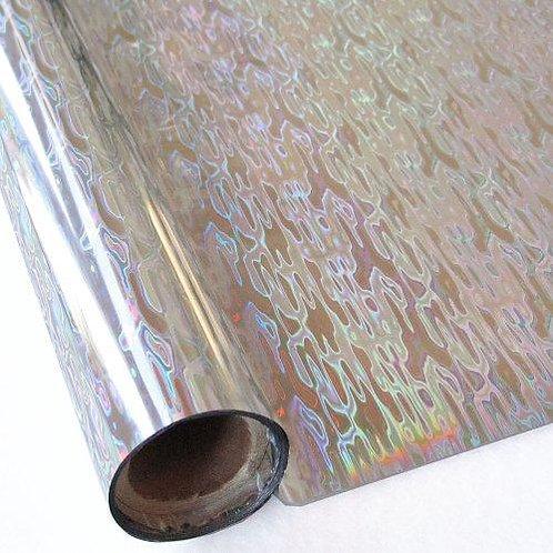 Foil -Waterfall - Silver Foil