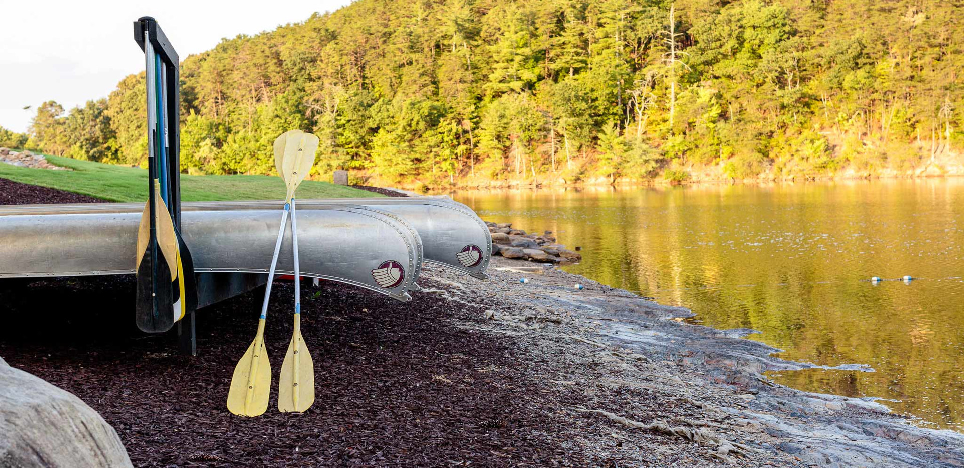 Canoe's free to use for this event - Enchanted DIY RE-TREAT 2020