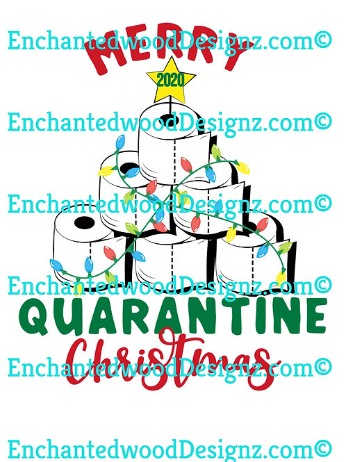Merry Quarantine Christmas