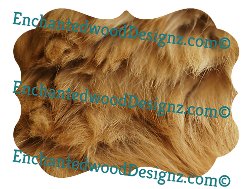Deluxe Animal Skins/Fur cut out